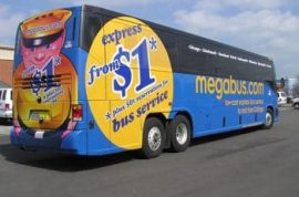 Megabus Discount Bus Service More Dangerous Than The Chinatown Bus—Who Knew?