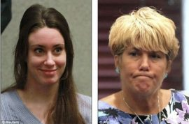 Casey Anthony refuses to see her mother Cindy Anthony as she attempts to visit her in jail.