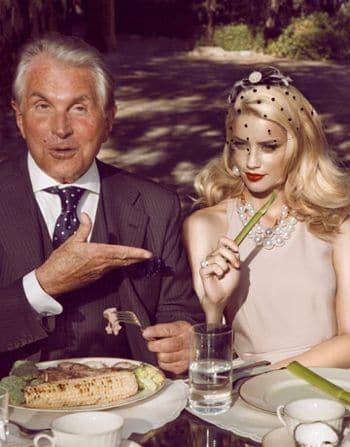 Wives billionaires trophy of 14 hottest