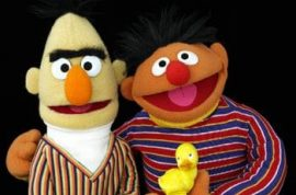 Online petition asks Bert and Ernie of Sesame St to marry
