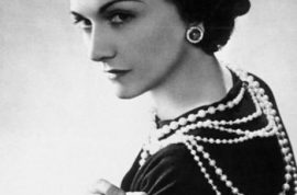 New book claims that Coco Chanel worked for the Nazis.