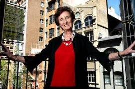 Aussie etiquette Queen declares that Aussie manners are an utter disgrace.