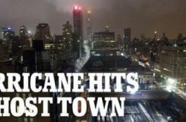 Hurricane Irene: Did the media go overboard?