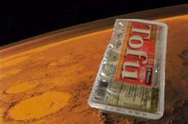 PETA claims Mars as their own meat-free colony