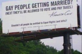 What do you think of this billboard sign?