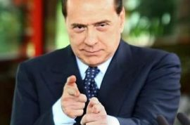 """Merkel is an unf**kable fat ass!"" says Berlusconi"