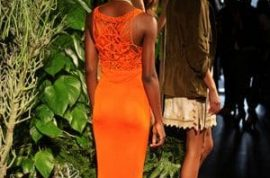 Candela Spring/Summer 2012: The delicate struggle between structure and self-expression