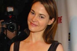Singer, actress Leisha Hailey kicked off Southwest for making out with her girlfriend.