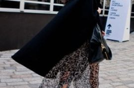 Tre bon chic! Fashion from the streets of London….