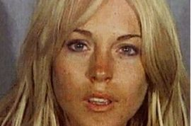 Lindsay Lohan tries to buy $5000 worth of clothes with no money or credit. Security cameras watched her carefully.
