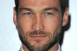 Spartacus hunk Andy Whitfield loses battle with cancer at age 39.