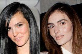 Ali Lohan really is a hawt bixch. Sorry fashion victim….