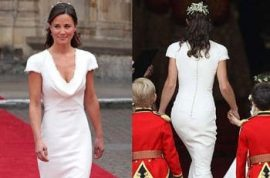 Isn't it time you got a 'Pippa Middleton' butt look alike plastic operation too?