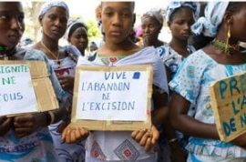 Senegal is now daring to stop the practice of genital cutting for women.