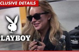My hero Lindsay Lohan agrees to spread for Playboy for a cool $1 million bucks.