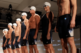 Speedo Fastskin3 is set to be the new swimmer attire and watch the records tumble.