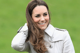 Is Kate Middleton Britain's best dressed woman?