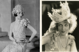 There was a time a lady could look real good wearing a hat…Fashionista' of yesteryear…
