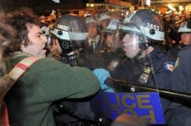 NYC conducts orchestrated raid on Occupy Wall street Zuccotti park protesters. Dirty tactics in desperate times…Where to now?