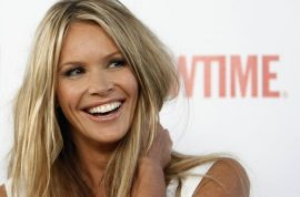 Fashionista Elle Macpherson talks about nipples, brawn, beauty and her fashion empire.