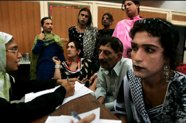 Transgender persons in Pakistan are now allowed to vote. But tensions persist.