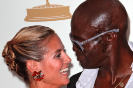 Seal and Heidi Klum once and for all confirm that their wet dream will no longer continue.