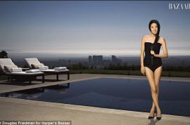 Wow! At 62 years old Vera Wang is still a very hawt bixch…