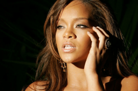 Rihanna might be using you in her new TV fashion reality show. Bixch scores.