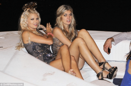 Roman Abramovich would like to show you what you missed at his $5 million star studded new years eve party at St Barts.