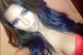 And this is why I'm dizzy today: Kim Kardashian just dyed her hair and tweeted about it.
