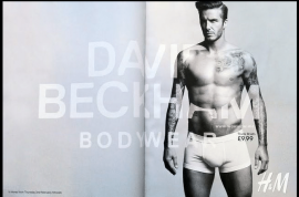 David Beckham for H&M. Would you hit it?