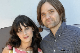 Zooey Deschanel wants to show you her household bills now that she's getting divorced.