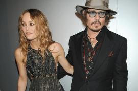 Johnny Depp said to be dumping Vanessa Paradis.