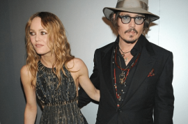Johnny Depp said to be dumping Vanessa Paradis.