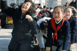 Thousands of North Koreans face labor camps because they failed to grieve 'hard enough' after Kim Jong-il passed away.