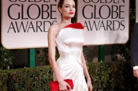 The top ten monstrosities of the Golden Globe 2012 Awards.