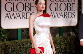 The top ten monstrosities of the Golden Globe 2012 Awards.