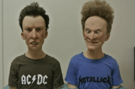 Beavis and Butthead will always be eternal hawt bixches.