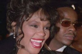Bobby Brown gives in and will not attend Whitney's funeral despite earlier reports of crashing.