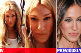 Did Sarah Jessica Parker change her face?