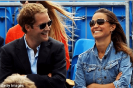 Surprise! Pippa Middleton is now dating her ex, the heir to the Duchy of Northumberland.