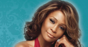Whitney Houston diva