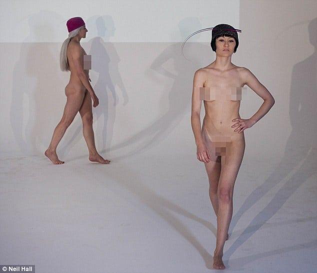 big naked phat booty