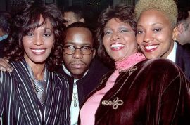 Was Whitney Houston's greatest love a woman?