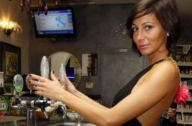 Sexpresso; The Italian cafe where wives are now banning their husbands by the drove.