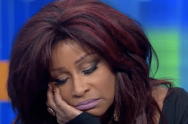 "Chaka Khan: ""Whitney and I got high together."""
