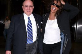 Clive Davis: 'I was going to help Whitney make a comeback.'