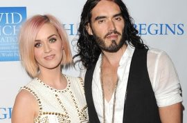 Hollywood actor Russell Brand declines to take half of Katy Perry's 44 million dollars.