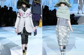 Mark Jacobs defies CFDA ban and uses under age models at last night's show anyway.