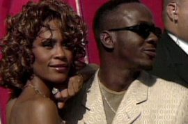 Bobby Brown not invited to Whitney Houston's funeral insists he's going to crash it anyway.